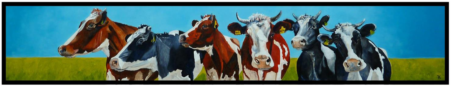 koeienrij
