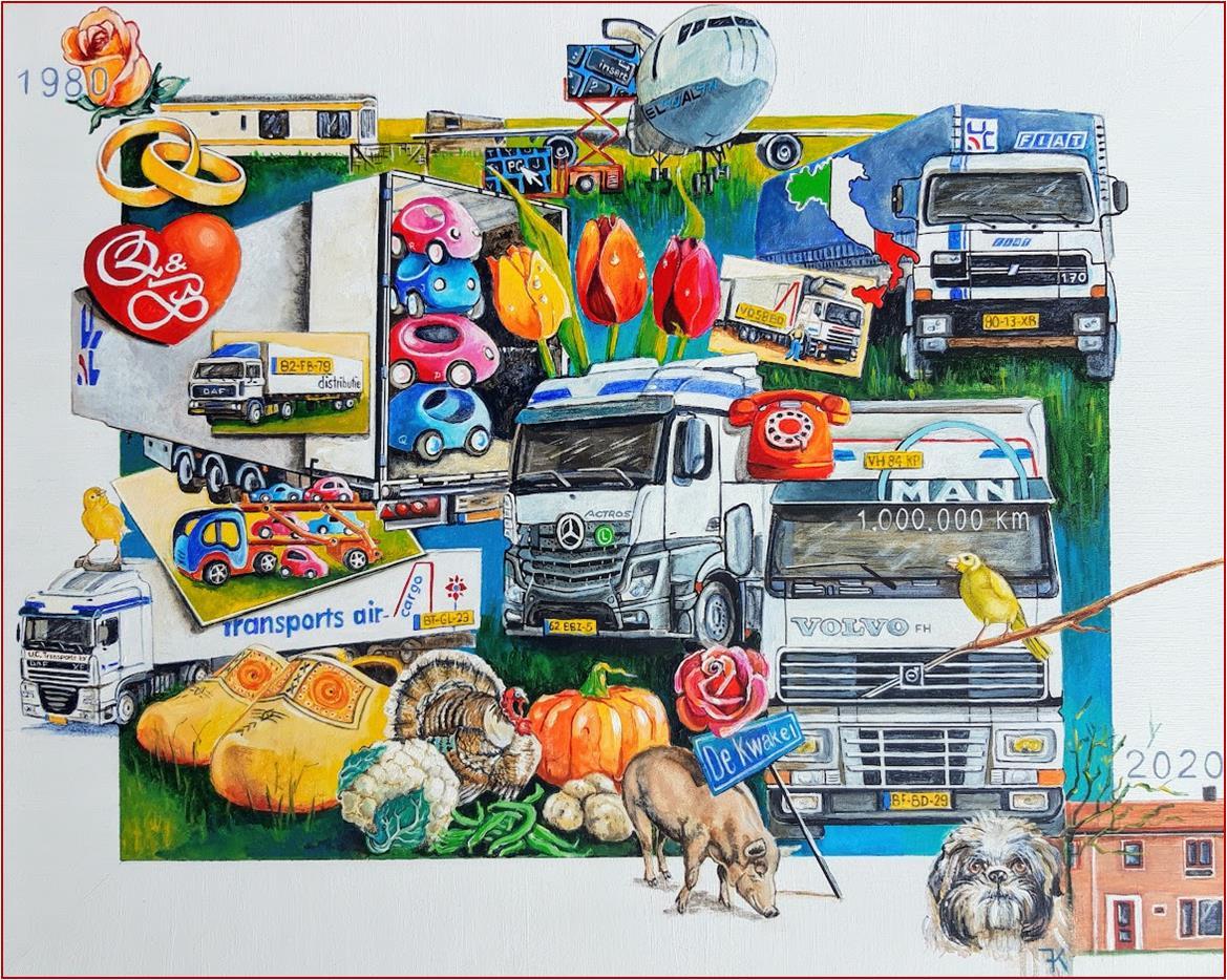 vrachtautochauffeur